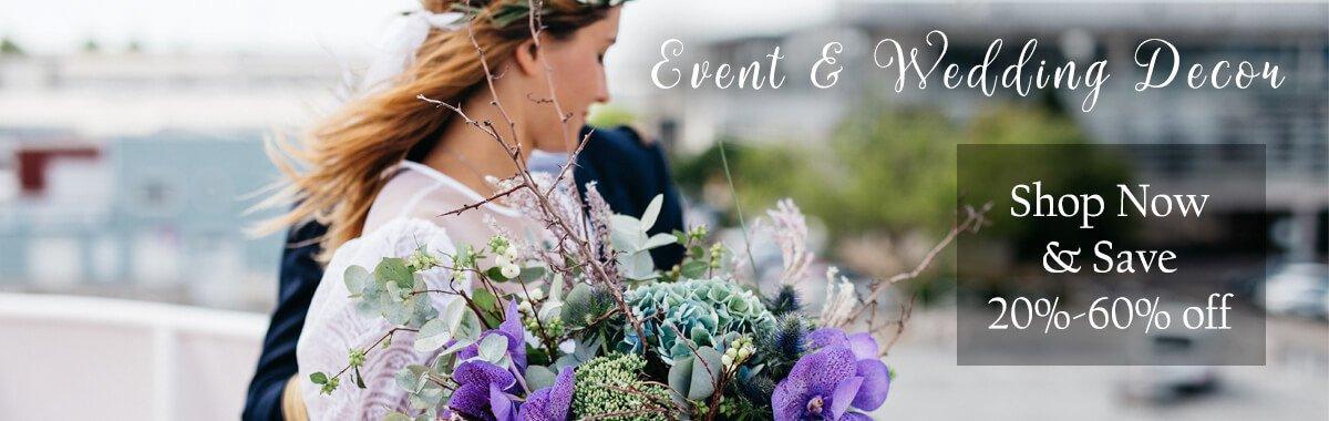 Events wedding sale save 20 60 saveoncrafts junglespirit Image collections