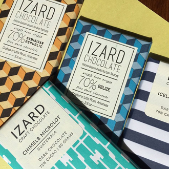 Izard Chocolate Tasting