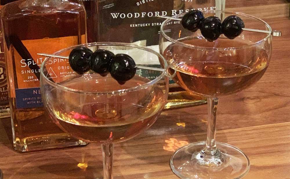 What We're Drinking: Classic Manhattan