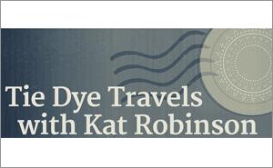 Tie Dye Travels Article