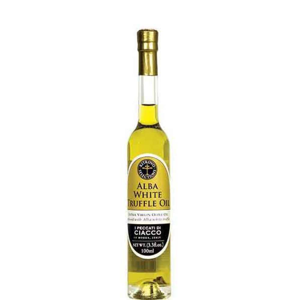 Alba White Truffle Oil