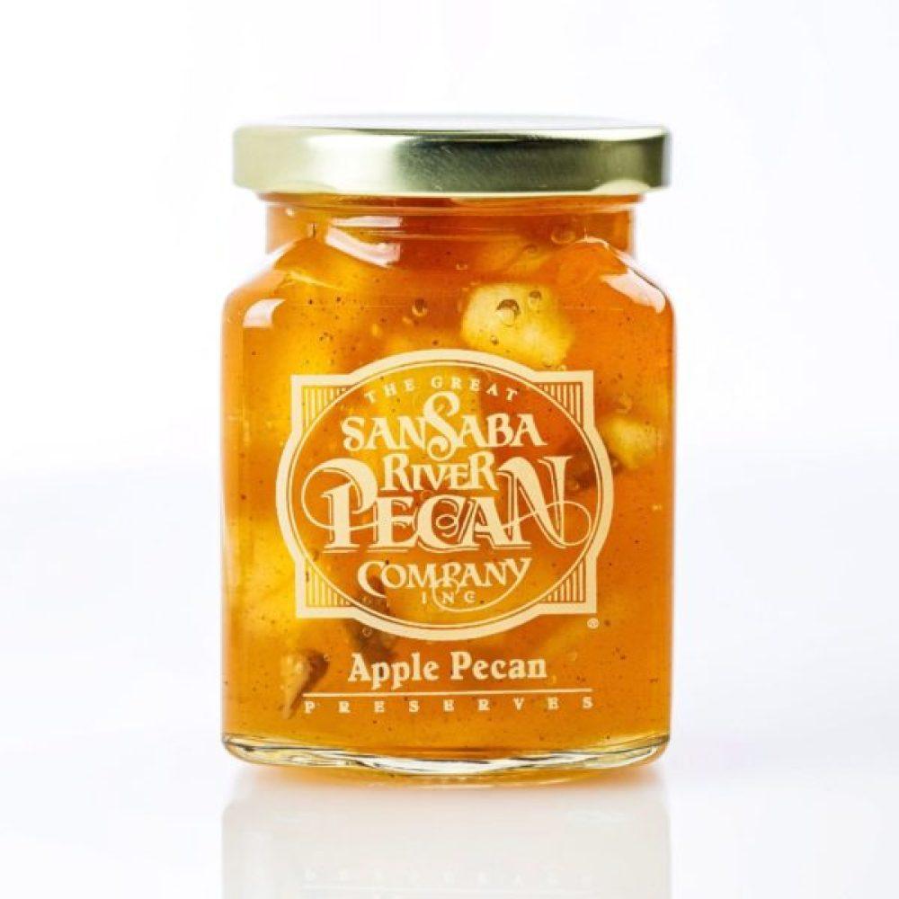 Apple Pecan Preserves