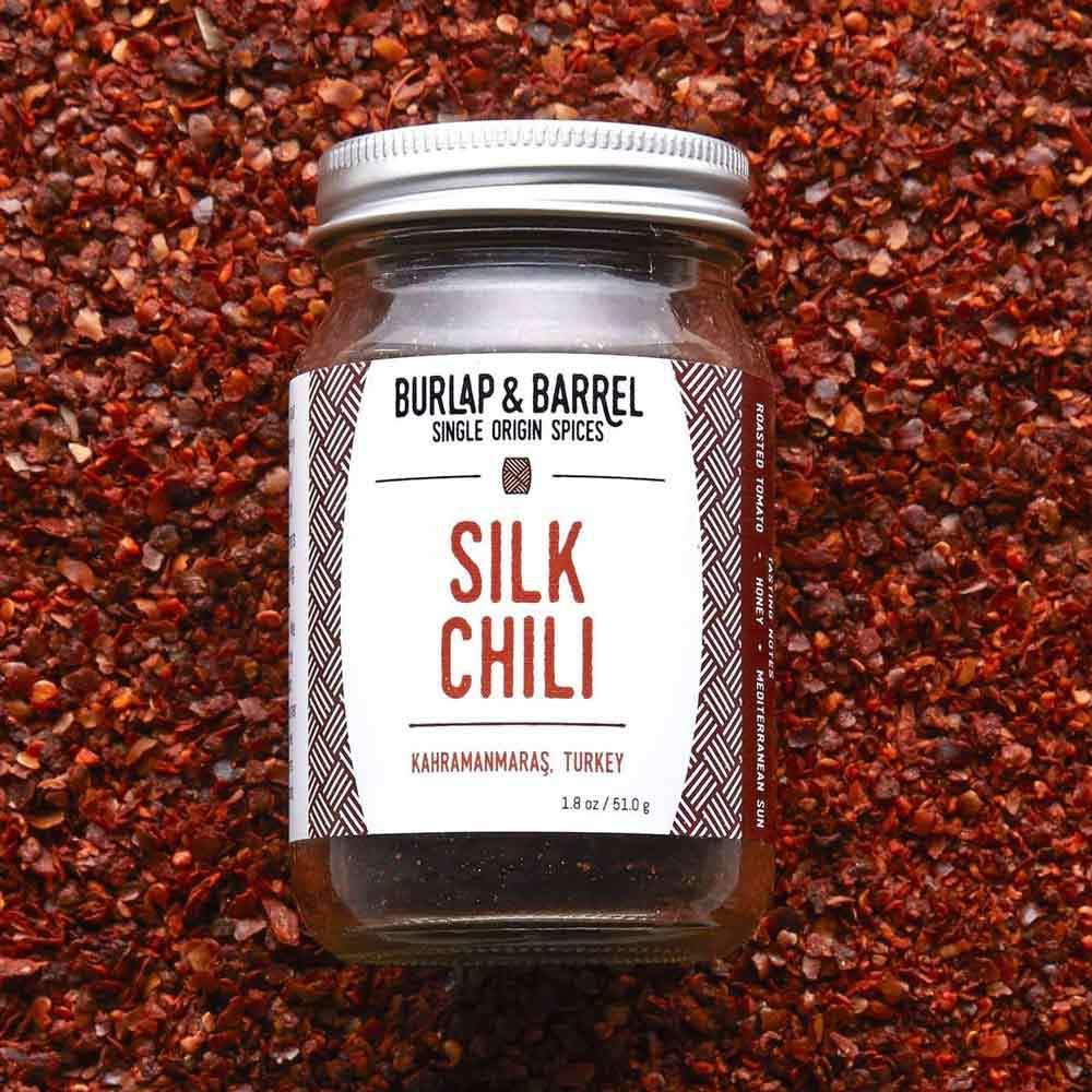 Turkish Silk Chili