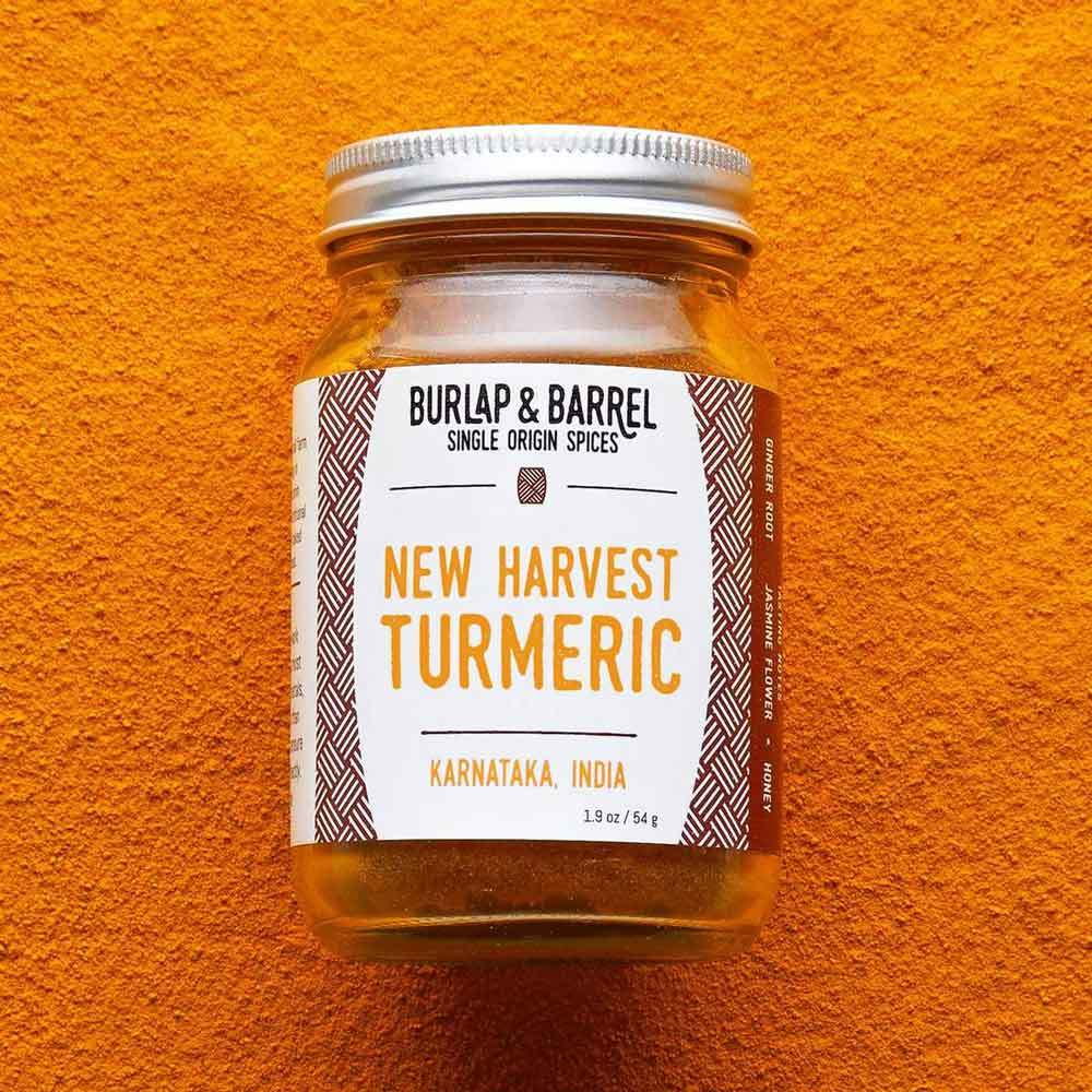 New Harvest Indian Turmeric