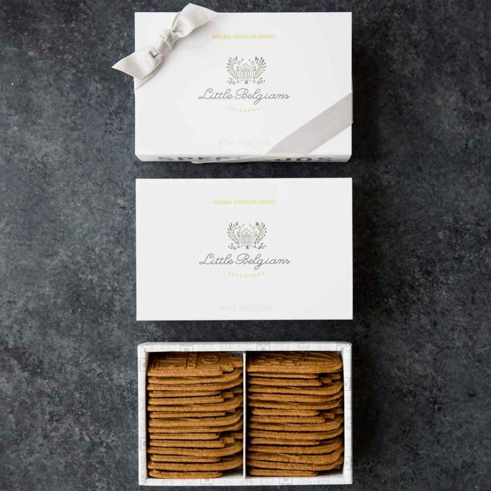 Speculoos Traditional Belgian Spice Cookies