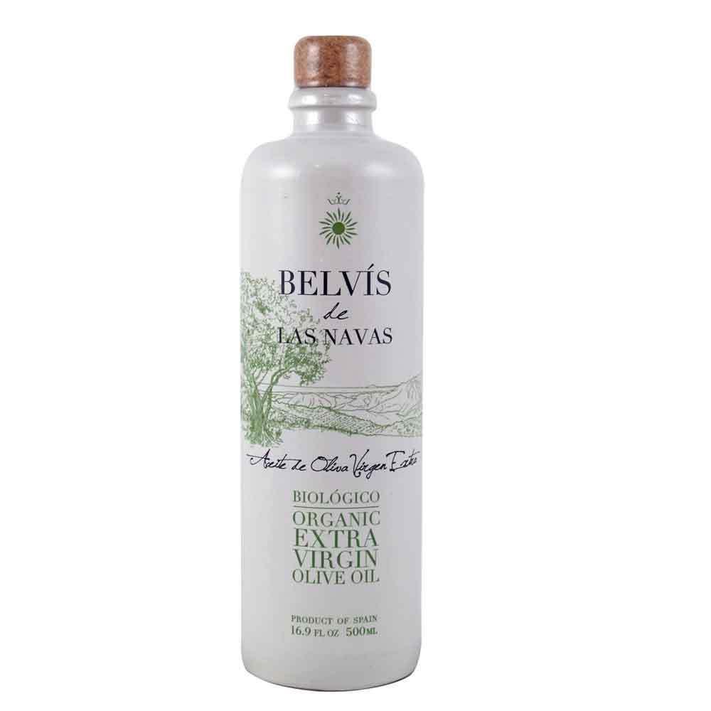 Belvís de Las Navas Extra Virgin Olive Oil (Spain)
