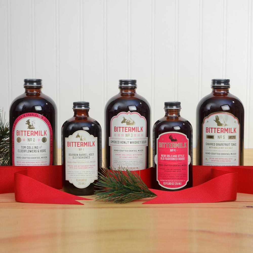 The Bittermilk Bar Set