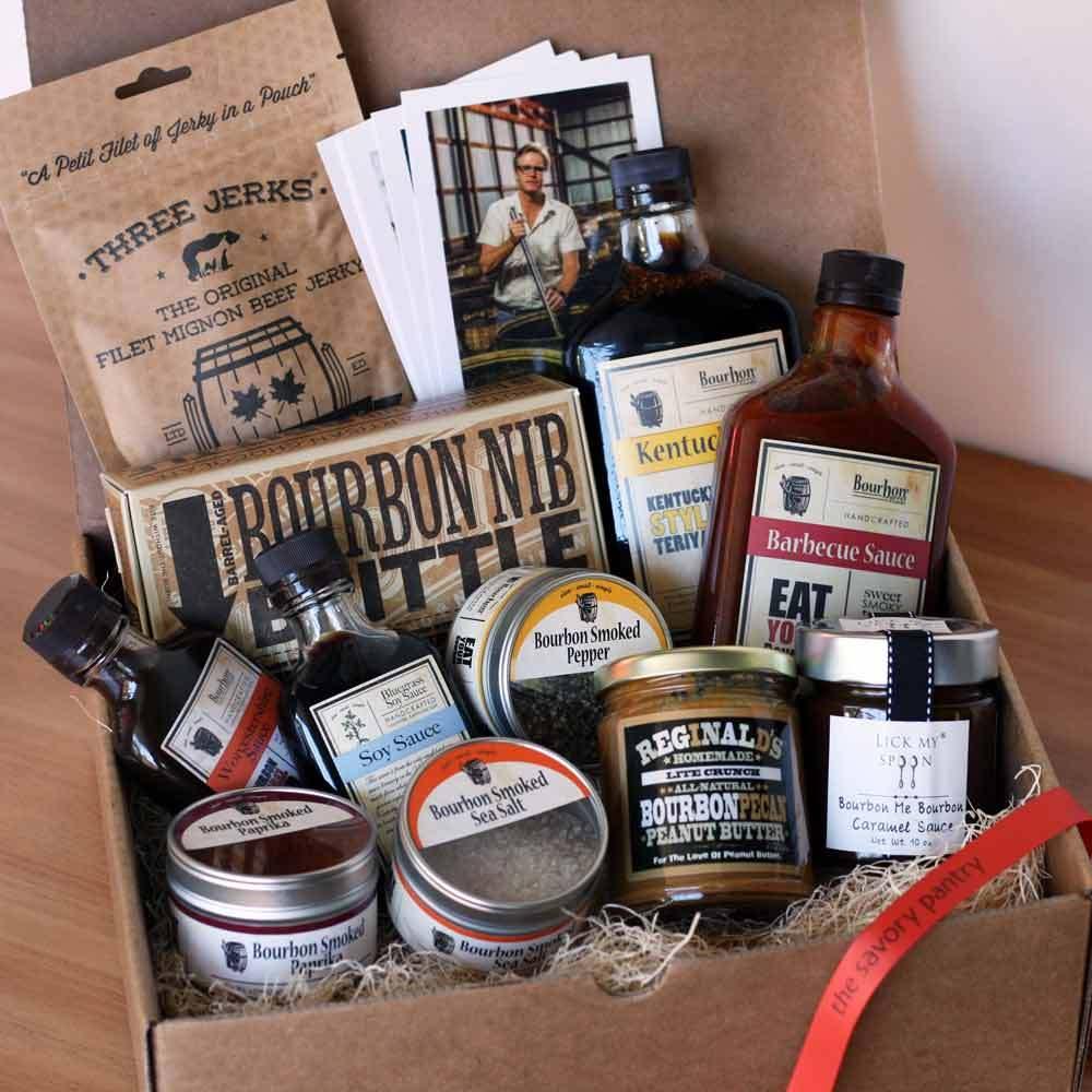 The Bourbon Bonanza Gift Box