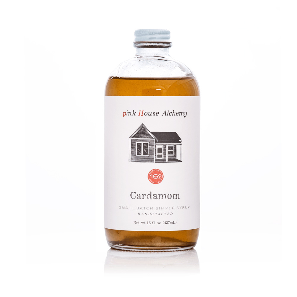 Cardamom Simple Syrup