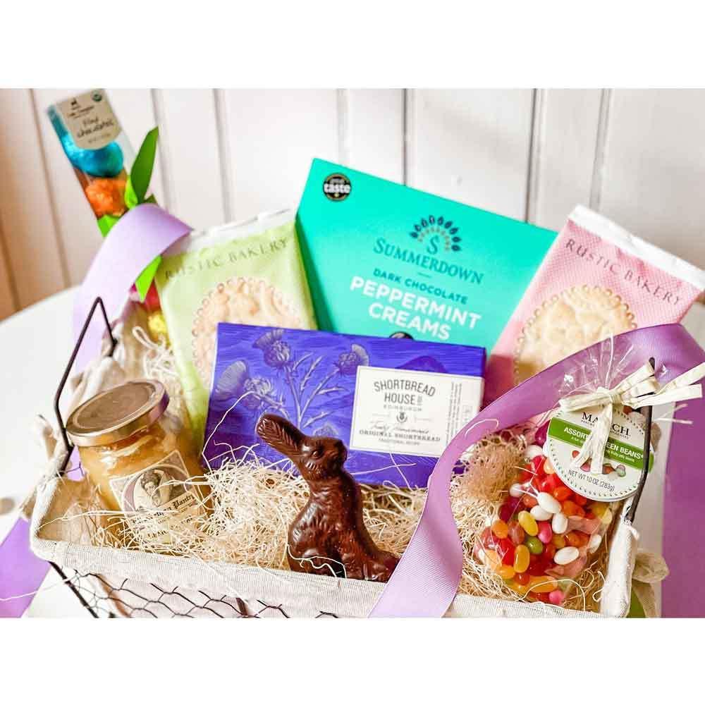 Easter Sweets Gift Basket