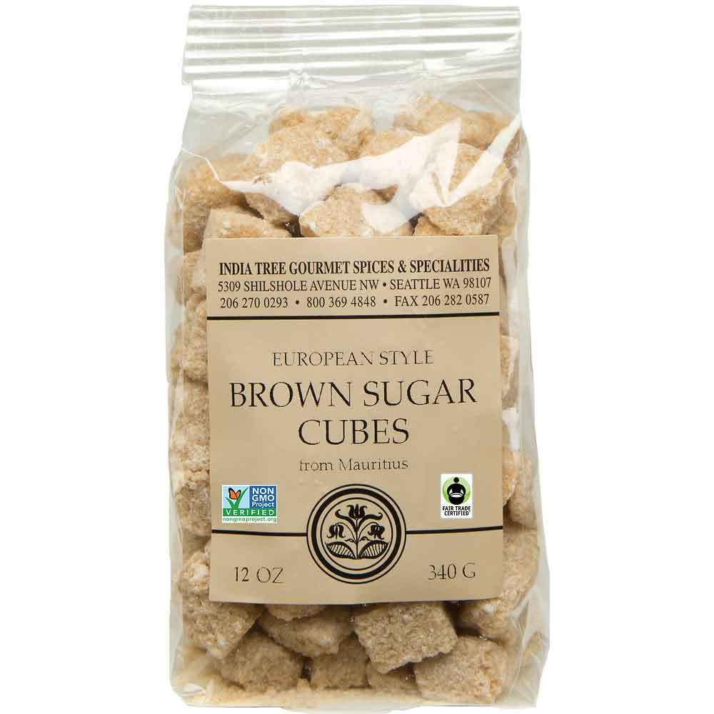 European Style Brown Sugar Cubes