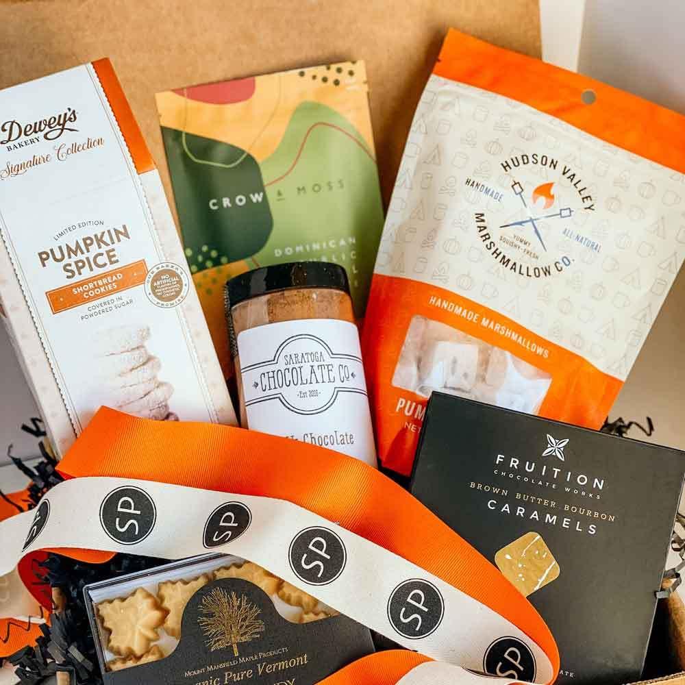 Fall's Sweet Flavors Gift Box