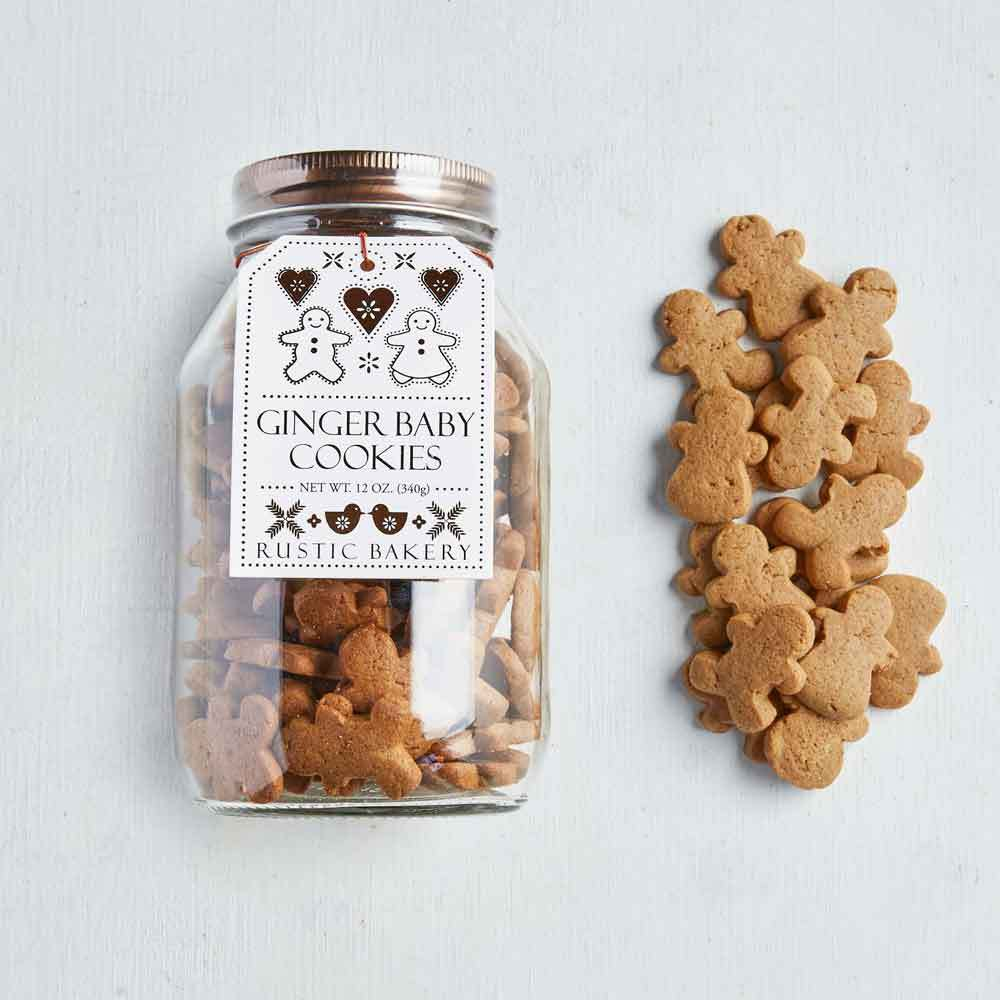 Ginger Baby Cookies
