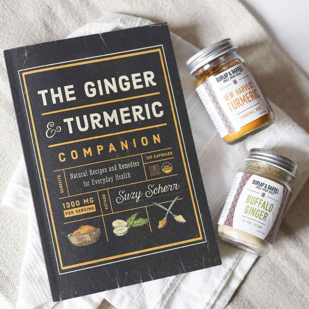 Ginger & Turmeric Gift Set