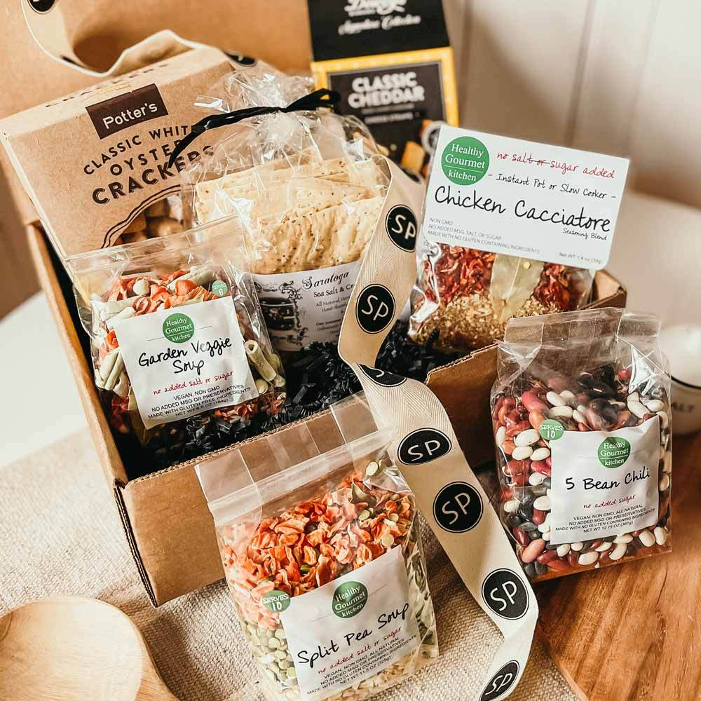 Hearty Soups & More Gift Box
