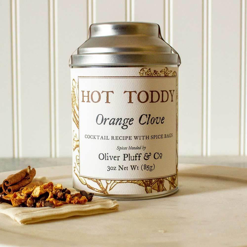 Orange Clove Hot Toddy Kit