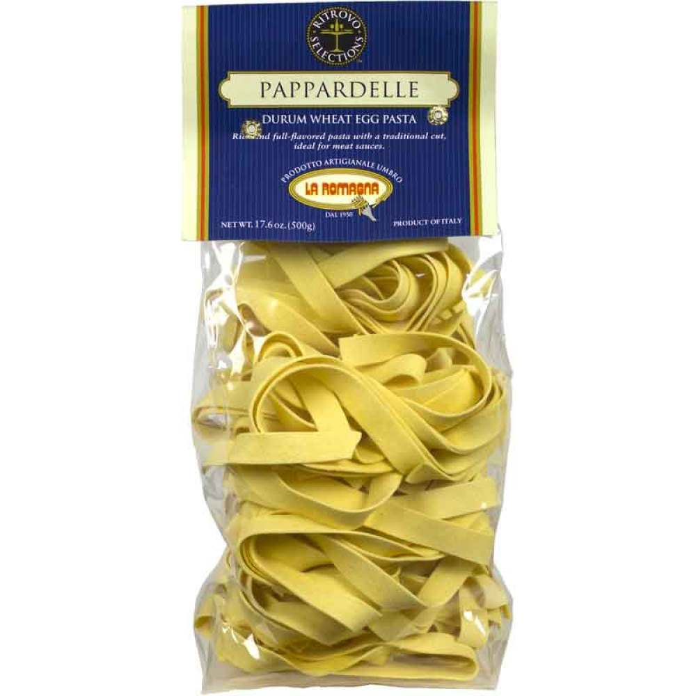 Pappardelle Durum Wheat Egg Pasta