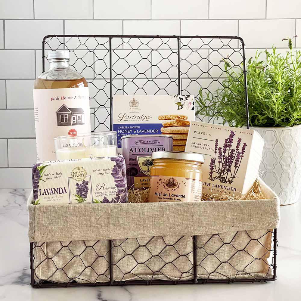 Lavender, 6 Ways!