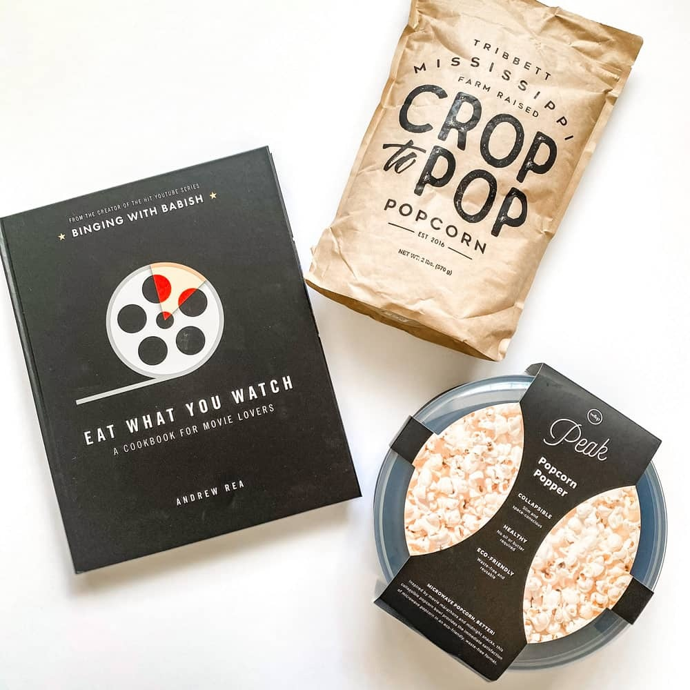 Movie Night Gift Bundle
