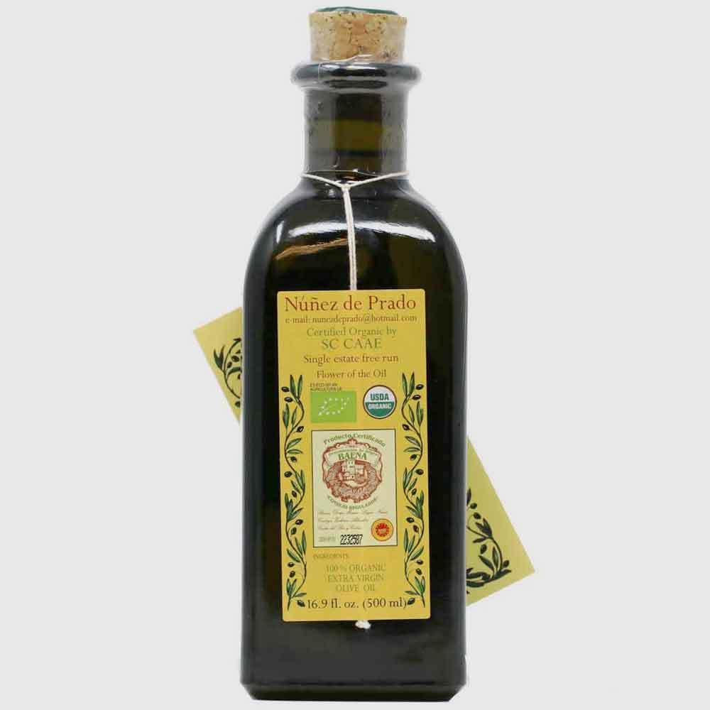 Núñez de Prado Extra Virgin Olive Oil (Spain)