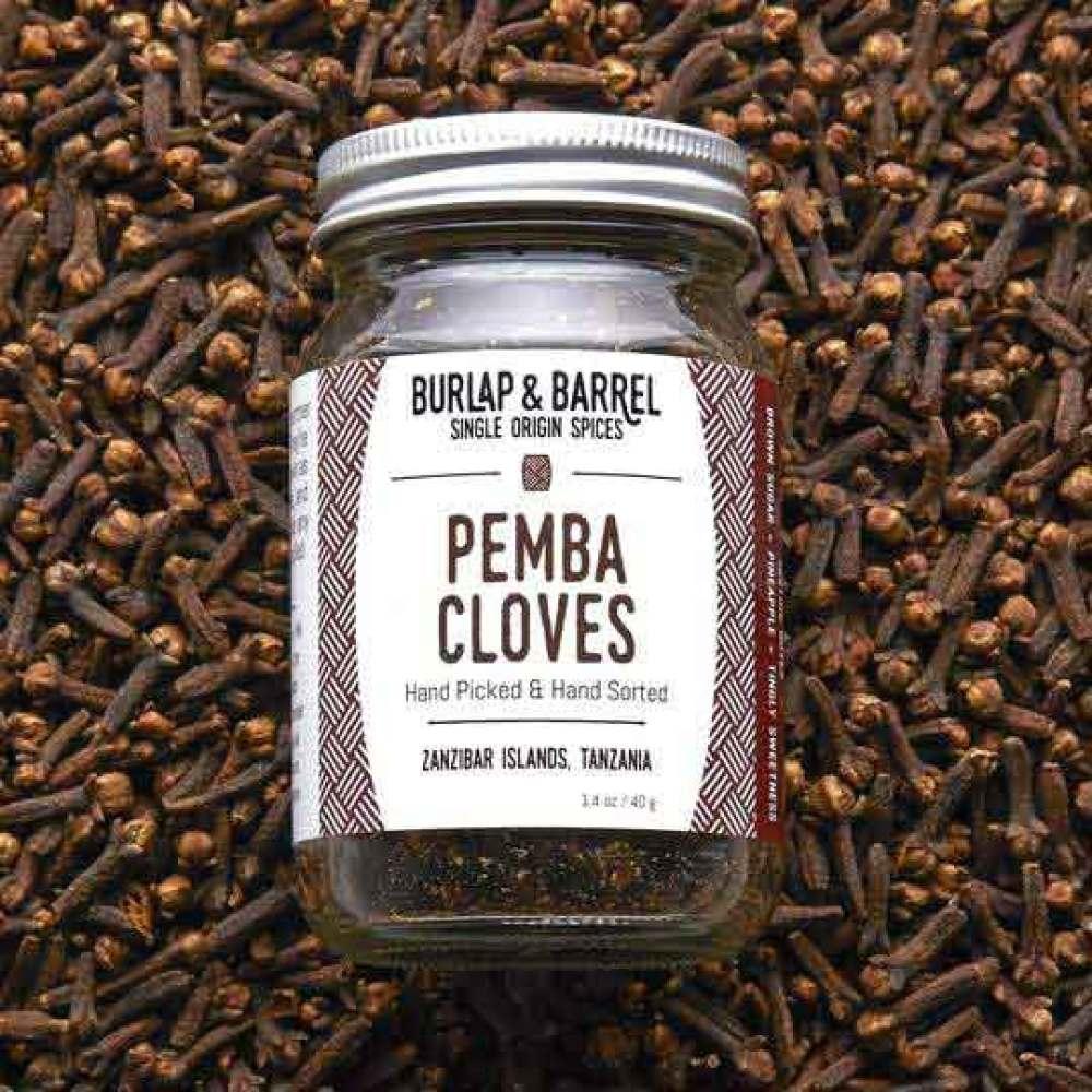 Pemba Cloves