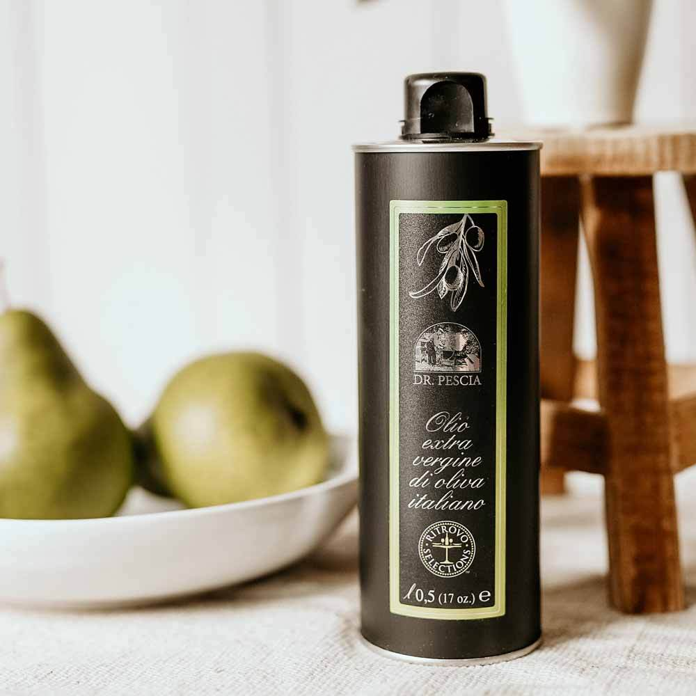Pescia Tuscan Extra Virgin Olive Oil (Italy)