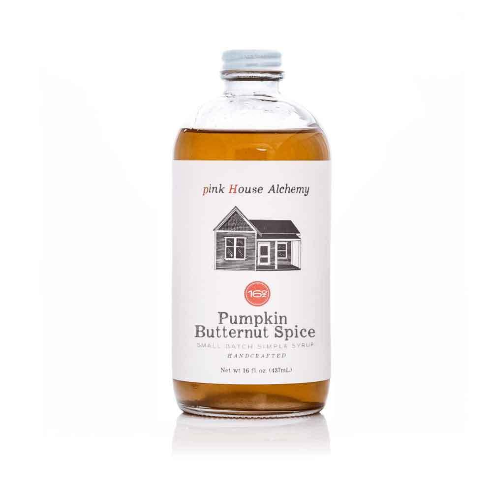 Pumpkin Butternut Spice Syrup
