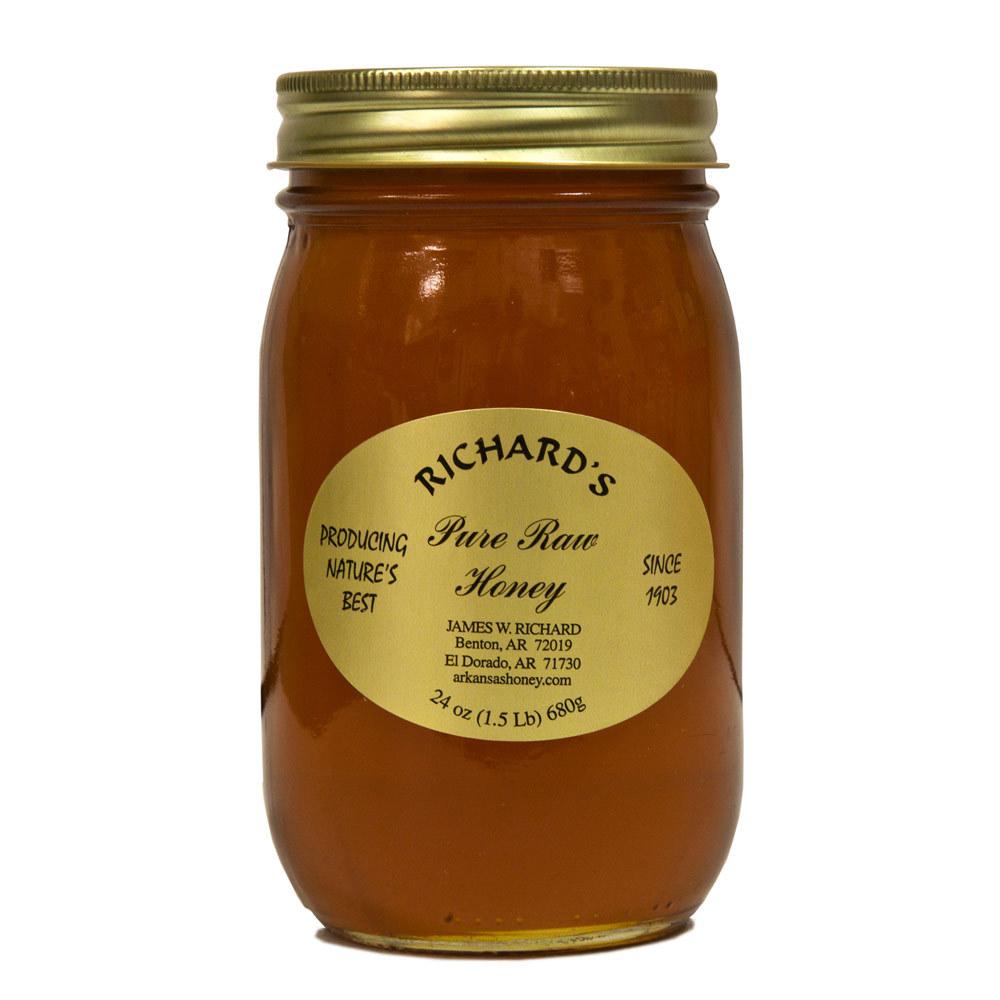 Richard's Pure, Raw Honey
