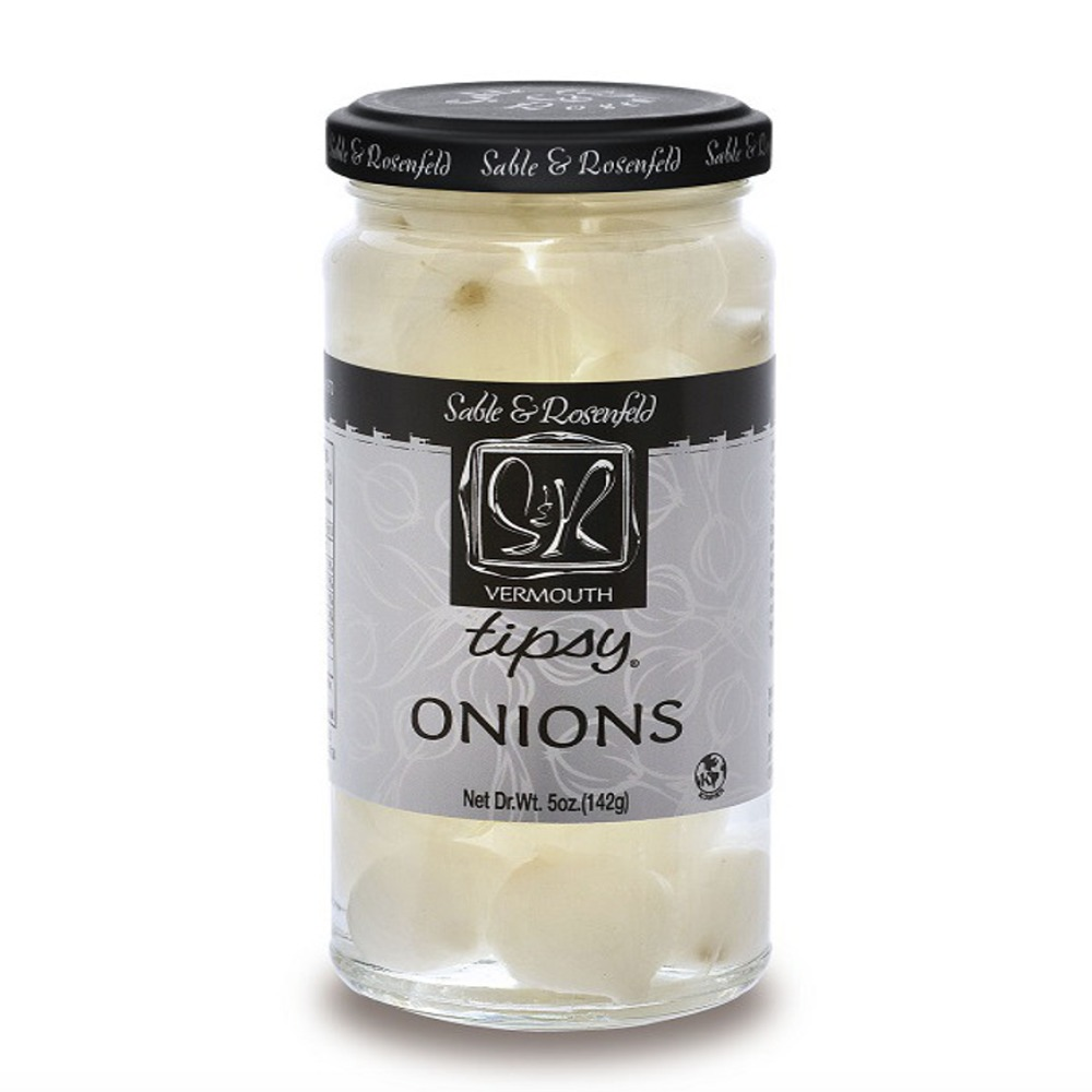 Vermouth Tipsy Onions