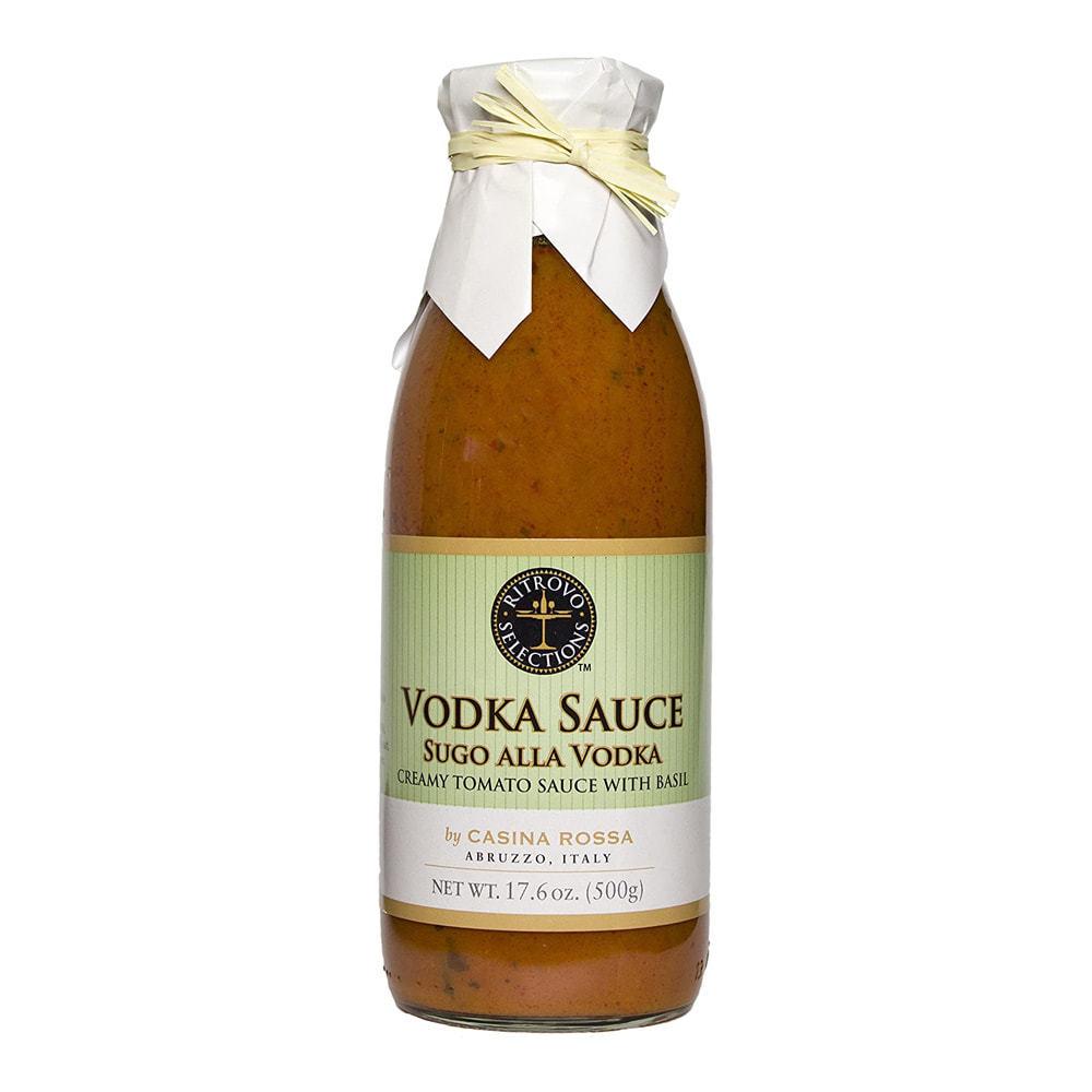 Sugo alla Vodka Creamy Tomato Sauce with Basil