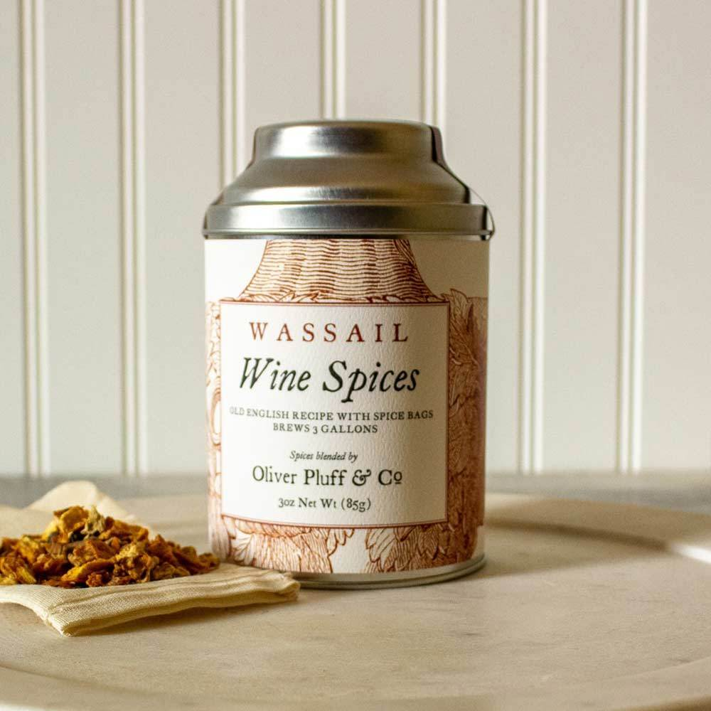 Wassail Kit for Wine