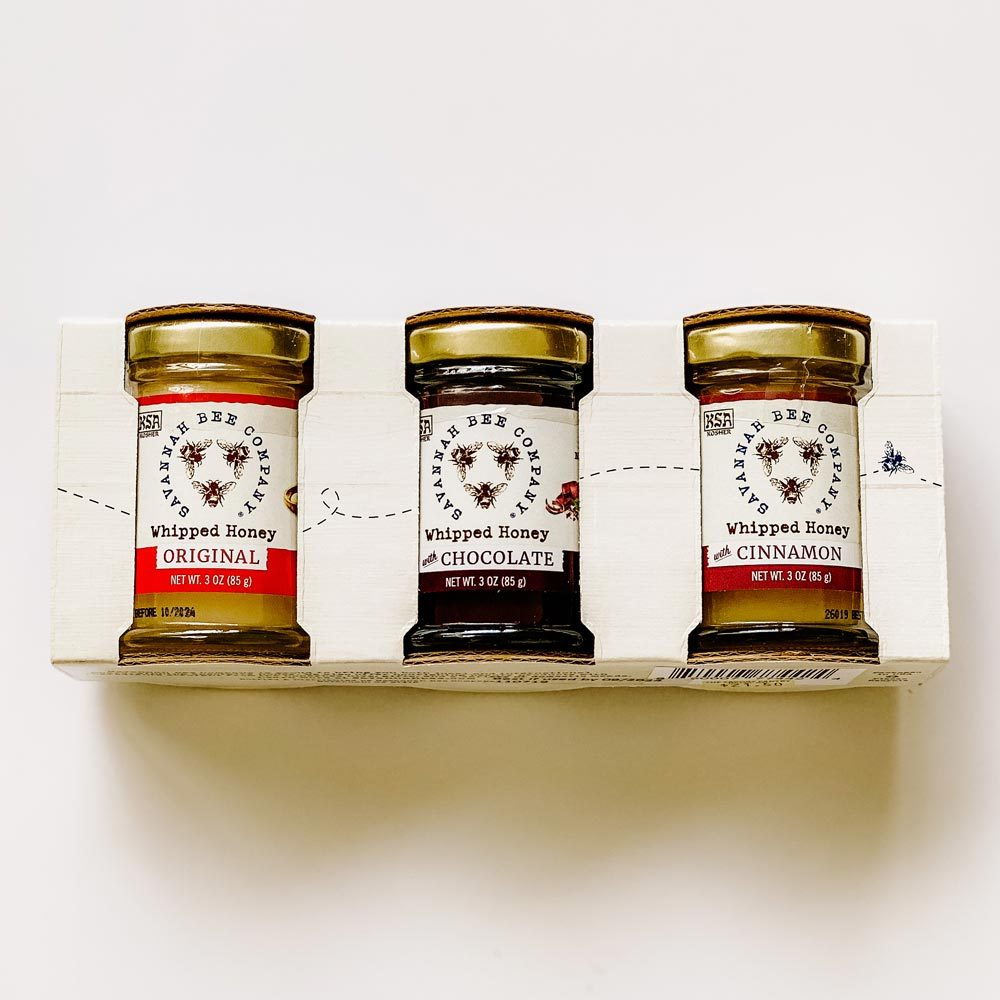 Whipped Honey Sampler Set