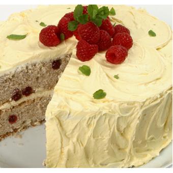Trina's Lingonberry Cake