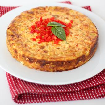 Corn Relish Savory Cheesecake