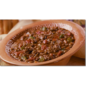 Indiana Harvest Sausage Lentil Soup