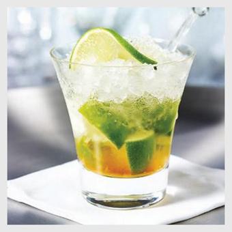Kenyan Dawa Cocktail