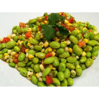 Fresh Corn & Edamame Salad