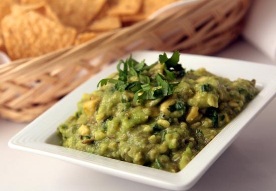 Green Olive Guacamole
