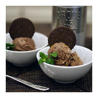 Extra Virgin Chocolate Sorbet