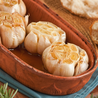 Bourbon Barrel Foods Roasted Garlic Heads