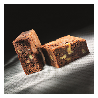 The Valrhona Brownie