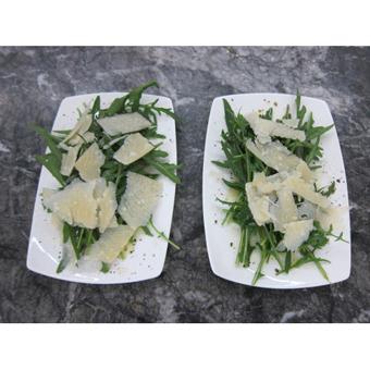 Rughetta (Wild Arugula) Salad
