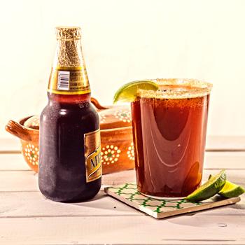 Bourbon Barrel Michelada