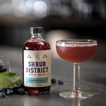 Bourbon and Blue