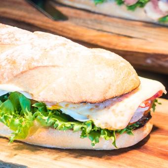 Ham & Swiss Supreme