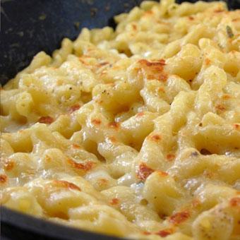 Saint Lucifer Crock Pot Mac & Cheese