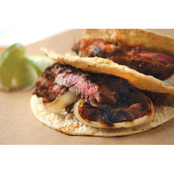 Chipotle Grilled Steak Tacos