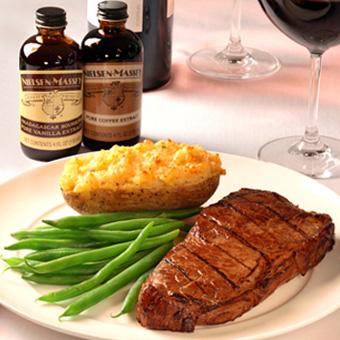 Kona Rubbed Steak