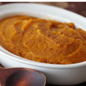 Maple Cream Sweet Potatoes