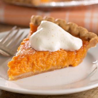 Pumpkin Custard Pie